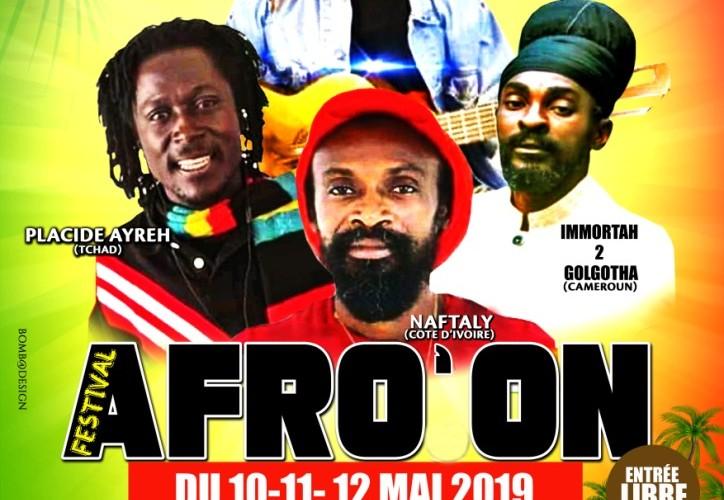Festival Afro'on : N'Djamena vivra aux couleurs du reggae