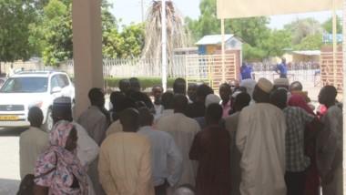 Tchad : les ex-agents de la mairie de N'Djamena revendiquent leurs droits et les mesures d'accompagnement