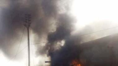 Société : plusieurs hypothèses expliquent l'incendie au grand marché d'Abéché