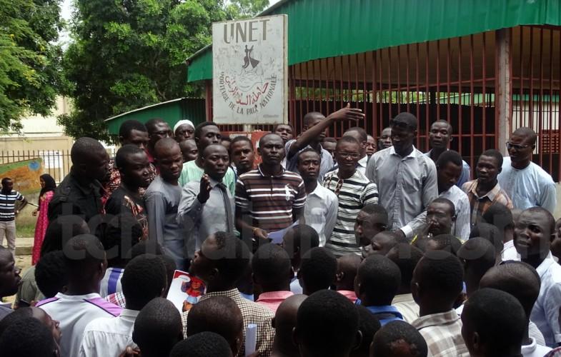 AUDIO. ″Echos de N'Djam #3″ : Université de N'Djaména *, les mécontentements des étudiants face à leurs conditions d'études