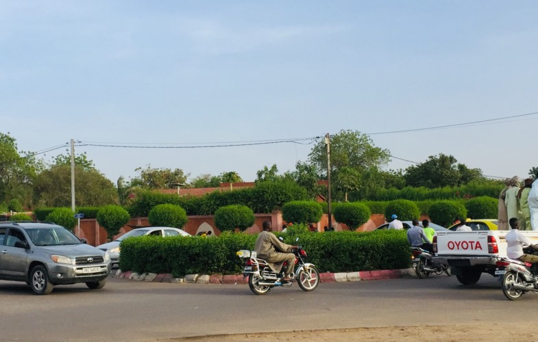Ramadan : la ville de N'Djamena tourne au ralenti