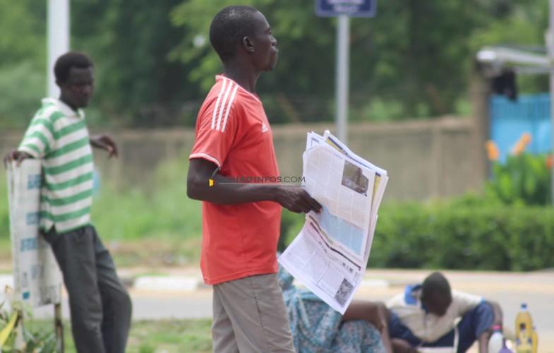 Tchad: Douze journaux suspendu de parution