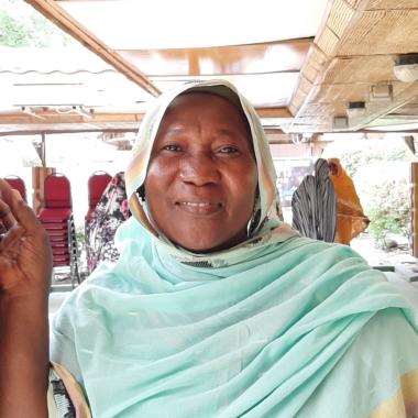 Tchad : Zara Mouinon Haroun, l'incarnation de la lutte contre les injustices faites aux  veuves