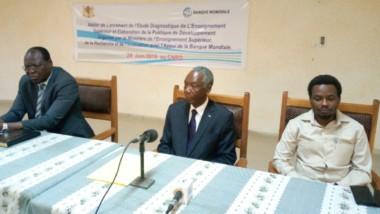Tchad : l'enseignement supérieur lance une étude diagnostic