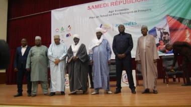 Agir ensemble : un samedi républicain, pour un Tchad uni et développé