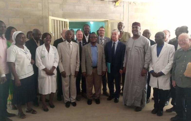 Tchad : le CHU Bon Samaritain se dote d'un nouveau service des maladies infectieuses