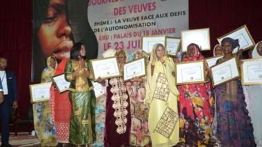 Tchad : célébration de la 3ème édition  de la Journée internationale des veuves