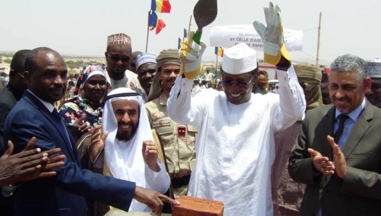 Tchad : lancement d'un projet d'alimentation en eau potable pour la ville d'Abéché