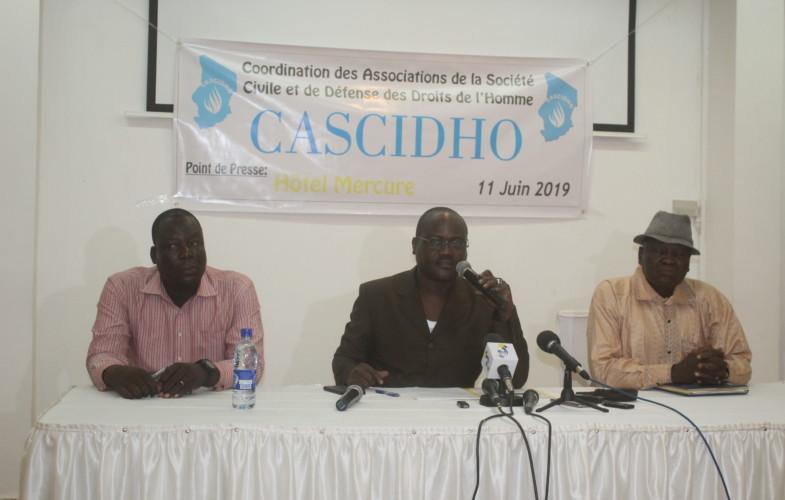 """Tchad : """"La Cascidho dit non à tout diktat d'une leçon de démocratie"""", Mahamat Digadimbaye"""