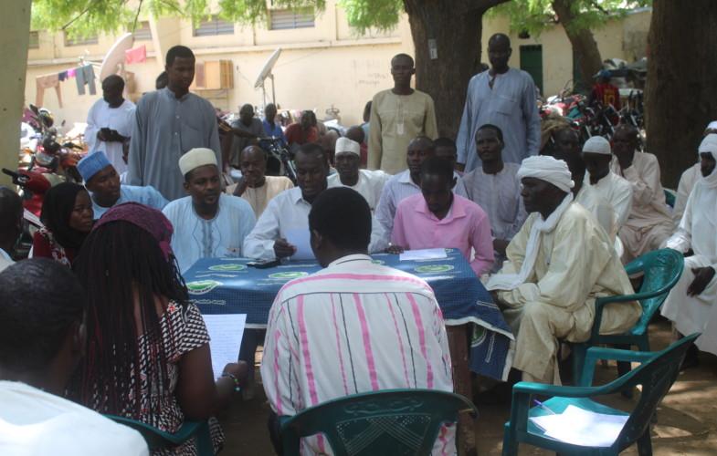 Tchad : le collectif des  licenciés de la mairie de N'Djamena donne 48 heures pour  régler la situation