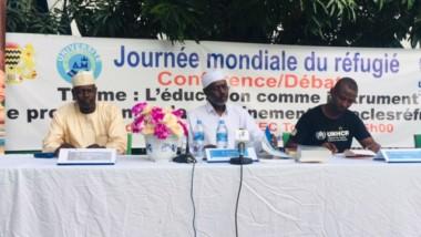 JMR 2019 : le Tchad fait des avancées dans l'éducation des réfugiés