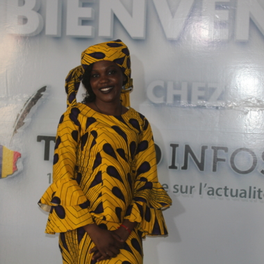 CINQ QUESTIONS. Mariam Abdelaziz, l'espoir du cinéma tchadien