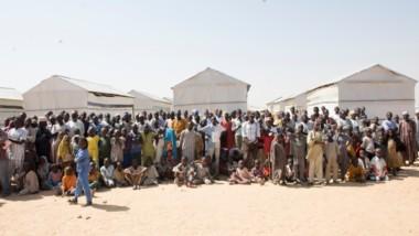 Tchad : le HCR et le CNARR mènent une mission au camp des réfugiés de Kouchaguine Moura dans le Ouaddaï