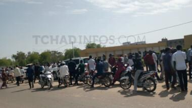 """Tchad : le siège des """"Transformateurs"""" visé par des tirs de gaz lacrymogène"""