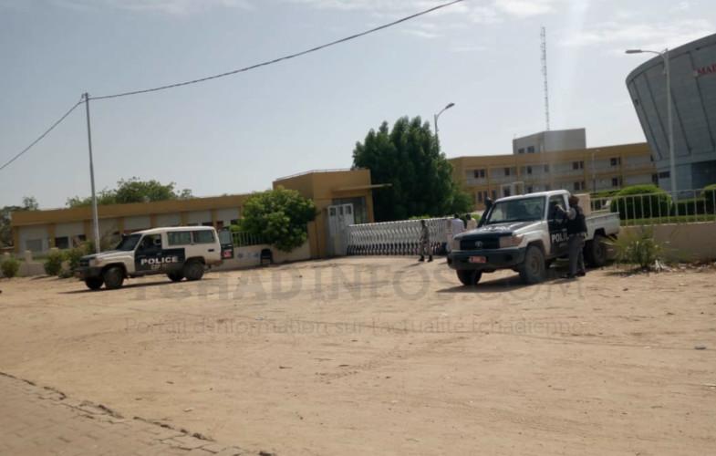 La Maison de la femme prise d'assaut par la police empêchant l'officialisation du parti des «Transformateurs »