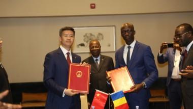 Tchad : ce qu'il faut savoir de l'accord sino-tchadien pour moderniser les infrastructures des TIC