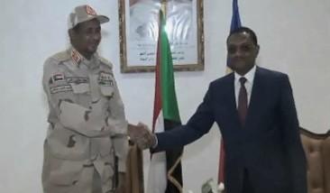 Tchad/Soudan: le vice-président de la transition reçu par Deby