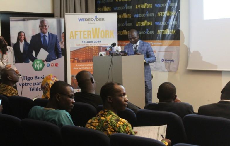 Tchad : Wedecider organise un débat sur l'externalisation positive pour une meilleure productivité des entreprises