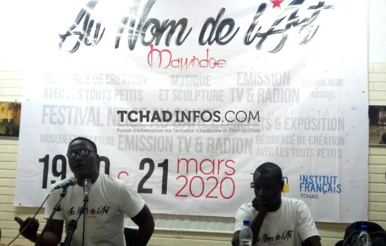 """Culture: """"Au nom de l'art"""", le projet de Mawndoé pour valoriser la culture tchadienne"""