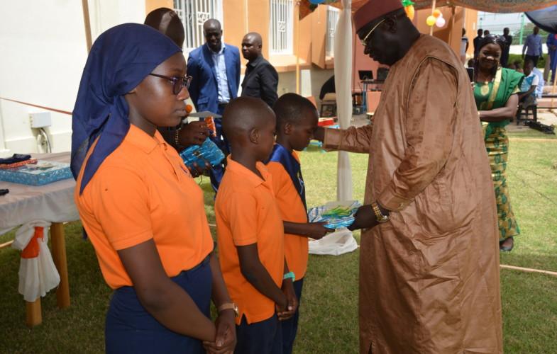 Tchad : Académie royale récompense ses meilleurs élèves