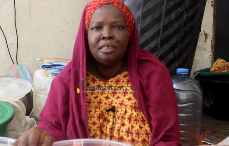 VIDÉO. A la rencontre d'Achta, une pâtissière vedette à N'Djamena