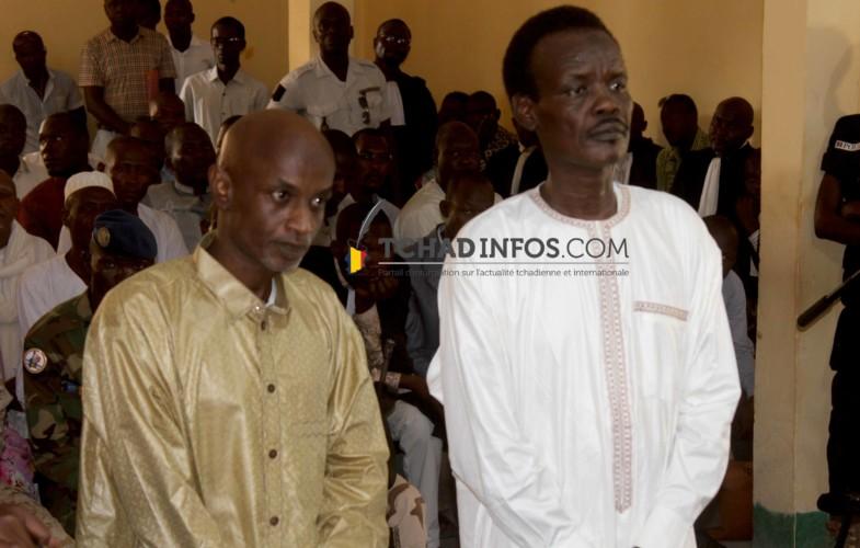 VIDEO. Condamnation de deux rebelles du CCMSR à la prison à vie