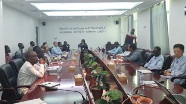 Tchad : bientôt des techniciens tchadiens remplaceront les Chinois à la Raffinerie de Djermaya