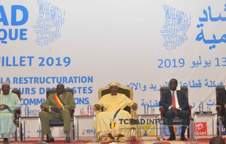 Vidéo. Le président Déby lève la restriction des réseaux sociaux au Tchad