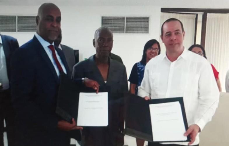 Tchad : un protocole d'accord signé pour former plus de médecins  tchadiens à Cuba