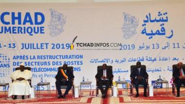 Forum Tchad Numérique: découvrez les lois qui régissent le secteur de la Poste et des TIC