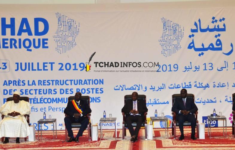 Tchad : les TIC jouent « un rôle non négligeable dans la croissance de l'économie nationale », Dr Idriss Saleh Bachar