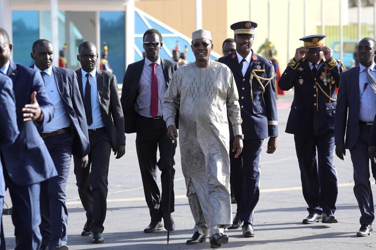 Tchad: ce que le président Déby va faire en Mauritanie