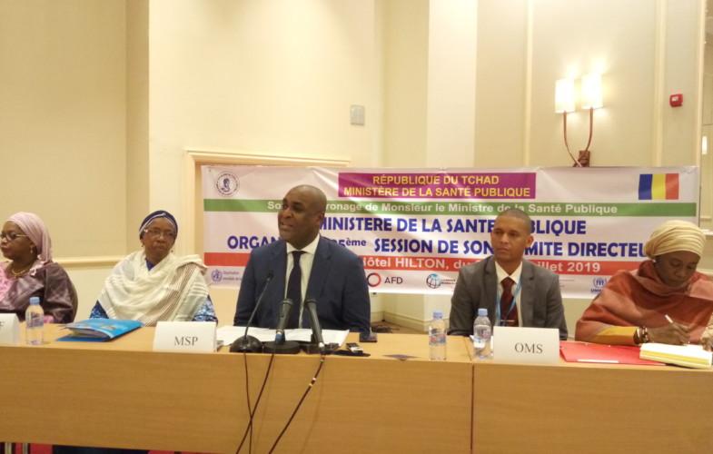 Tchad : le ministère de la Santé publique tient sa 25ème session du comité directeur