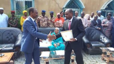 Tchad : Brahim Mahamat Djamaladine prend fonction au ministère de l'Environnement