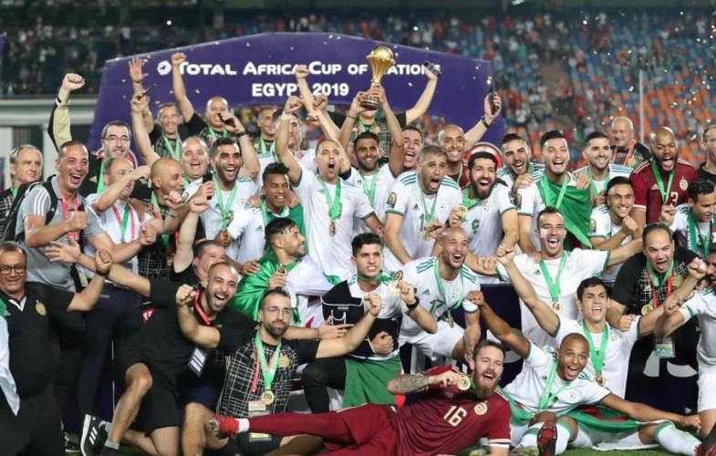 Can 2019 : les Fennecs d'Algérie vainqueurs après 29 ans