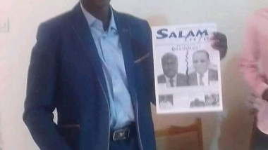Tchad : le journaliste Martin Inoua Doulguet condamné à 3 ans de prison ferme