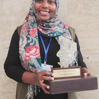 Tchad : à 23 ans, elle veut améliorer le service sanitaire et sauver des vies humaines