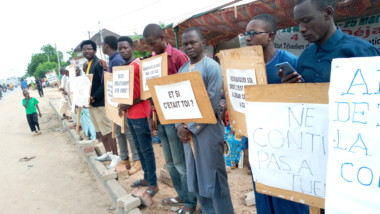 Tchad : les artistes apportent leur soutien aux victimes du régime de Hissein Habré