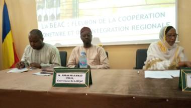 Tchad : Abbas Mahamat Tolli échange avec les énarques sur l'avenir du Franc CFA