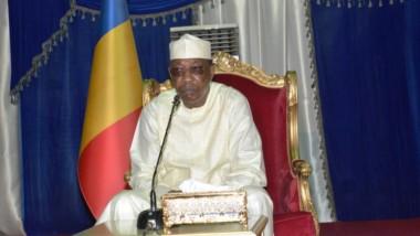 Tchad : le président Déby trouve élevée la caution de 25 millions pour se présenter à la présidentielle