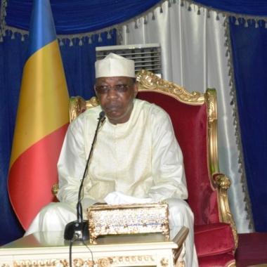 """Tchad : """"Nous devons fédérer nos efforts dans la lutte contre le terrorisme"""", invite Déby"""