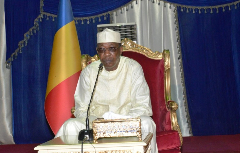 Tchad : le président Déby annonce la tenue des élections au plus tard janvier 2020