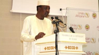 Afrique : le président Deby exhorte les jeunes à être des ambassadeurs du Maep