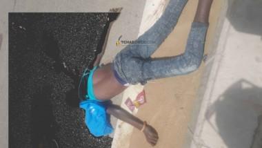 Fait divers : deux jeunes sur une moto font une chute libre et succombent