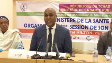 Tchad : le ministre de la santé déplore les comportements qui ternissent l'image de son département