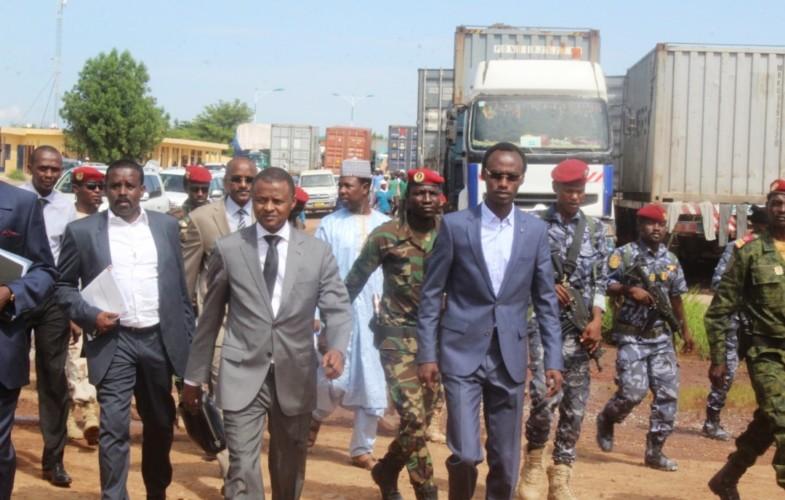 Tchad : ce qu'il faut retenir de la visite du ministre des Finances dans les régies financières