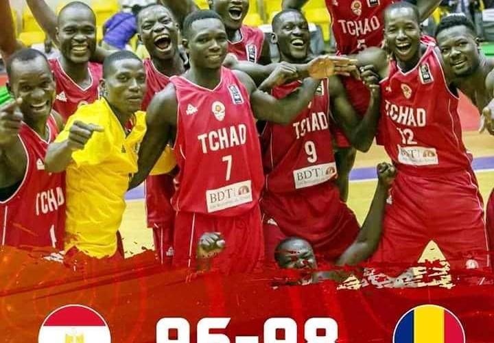 Basketball :  le Tchad s'offre une place en quart de finale de l'AfroCan 2019