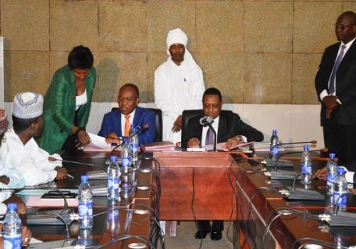 Diplomatie : des accords sur l'agriculture, l'élevage et le pétrole signés entre N'Djamena et Luanda