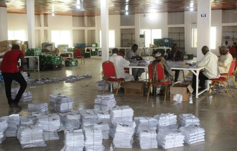 Tchad-baccalauréat 2019 : fin du dépouillement et début de classement des copies