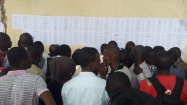 Tchad : 1 436 candidats retenus pour l'enseignement scientifique